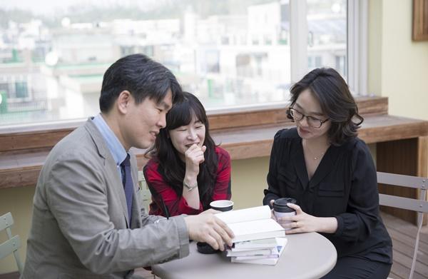 왼쪽부터 김종훈, 최진영, 신샛별 Ⓒ 신나라