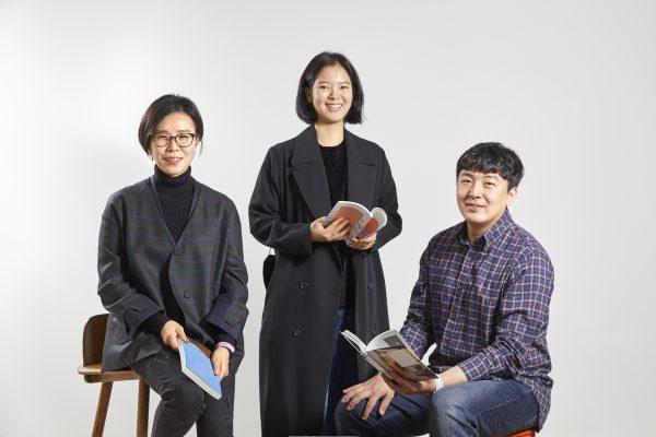 왼쪽부터 박연준 김나영 노태훈 ⓒ 김준연