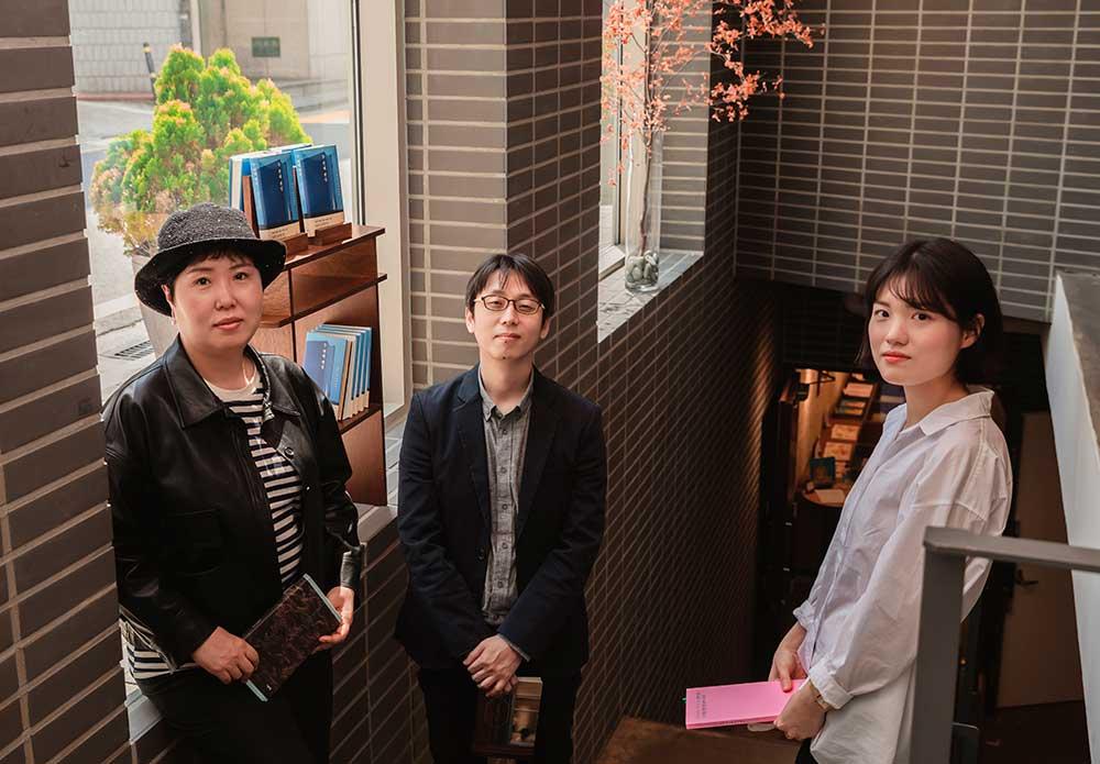왼쪽부터 김정아 신철규 선우은실 Ⓒ 신나라